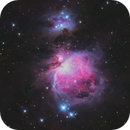 M42 The Great Orion Nebula !!,                                Young Joon Byun