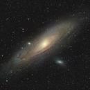 M31: Esprit 100 + ASI6200MM-Pro,                                Andrew Burwell