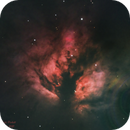 NGC 2024 - Flame Nebula,                                Kyle Pickett