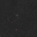 Wide view of part of Gemini,                                David Cocklin