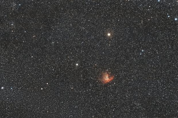 NGC281 Widefield,                                christian.spenger