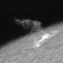 H-alpha Sun Eruption,                                Andrea Tamanti