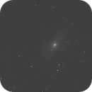 Stacking Animation of Bode's Galaxy,                                Chuck's Astrophot...