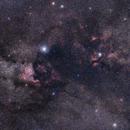 Cygnus through high clouds,                                Denous43