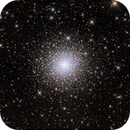 Messier 92 in HaLRGB,                                Jose Carballada