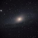 M31 - Andromeda Galaxy,                                Mika Kontiainen