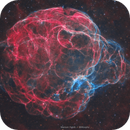 Simeis 147 - The Spaghetti Nebula - Sharpless 2-240,                                Maroun Habib