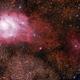 IC1274-5 Gum75 & NGC6429 Nebula with IC4685 Dark Nebula beside M8 Lagoon Nebula in Sagittarius,                                Geoff Scott