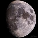 Moon with ASI533mc,                                Björn Hoffmann
