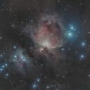 Messier 42 Mosaic,                                Manfred Ferstl
