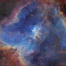 The Heart Nebula,                                Jim Collins