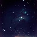 NGC 1977 -  the ghost nebula,                                marco girardini
