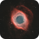 NGC 7293 the Helix  Nebula (The Eye of God),                                Bret Waddington