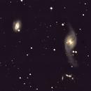 NGC3718 und NGC3729,                                Peter Schmitz