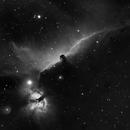 Horsehead Nebula,                                Graham Mallin
