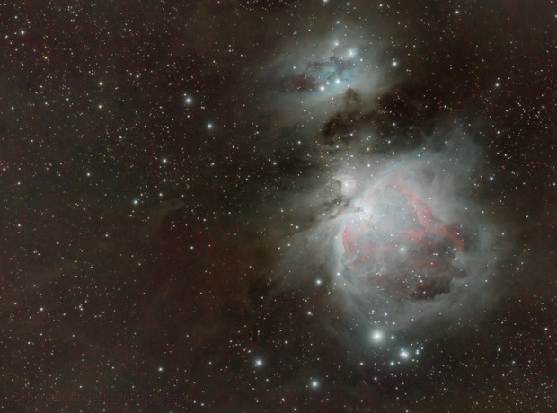 M42 (the Great Orion Nebula),                                Anders Johannesson