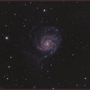 Messier 101 - 2014-24.-25.Feb.,                                Paul Schuberth