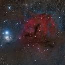 Barnard 3, Ced-18a, DG-21, LBN 601, LBN 758, LDN 1470, IC 348,                                zombi