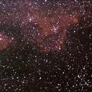 Heart & Seul Nebula,                                Aydın