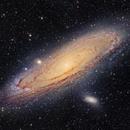 M31 Andromeda Galaxy,                                Fernando Huet