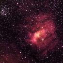 NGC7635, and M52,                                Deepstar