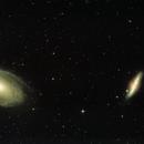 M81 & M82 - Bode's galaxies,                                Thorsten - DJ6ET