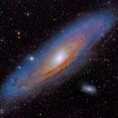M31 Andromeda Galaxy,                                Lancelot365