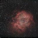 Rosette nebula,                                Jan Scheers