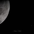 Moon-Mars Conjunction,                                Matt