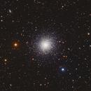 M13 - Great Globular Cluster in Hercules,                                Andrew Klinger