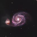 Whirlpool Galaxy M51,                                Turki Alamri