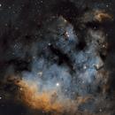 NGC7822,                                kpdvm