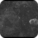 NGC 6888 - Crescent Nebula,                                Kenneth Sneis