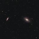 M81 und M82,                                Tino Leichsenring
