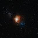 M42 The Great Orion Nebula, 21 Dicembre 2016,                                Ennio Rainaldi