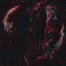 Veil Nebula,                                Sinan Arkin