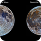 The Pink Moon vs. The Cold Moon,                                pieroc