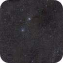 M 45 Pleiades and IC 1499 California nebula,                                Frank Rauschenbach
