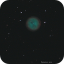 Owl nebula RGB,                                John