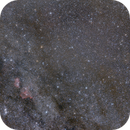 IFN and other dark nebula - from Polaris to Heart and Soul,                                Michał Bączek