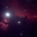 IC 434 The Horse Head Nebula,                                AlbertNewland