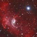 NGC7635,                                Almos Balasi