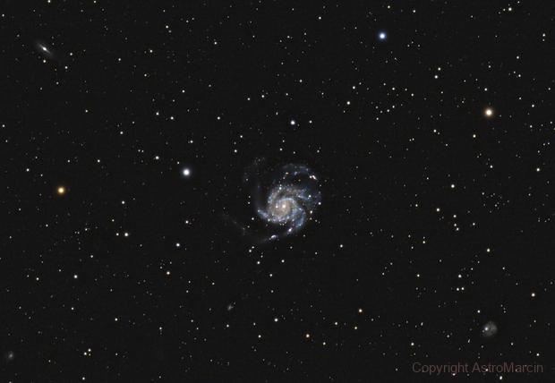 M101,                                AstroMarcin