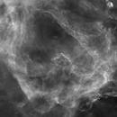 BBW-56 in the Gum Nebula,                                John Gleason
