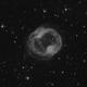 Jones-Emberson 1 (PK 164 + 31.1) - The Headphone Nebula (H-Alpha),                                Frank Breslawski