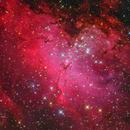 M16 Eagle Nebula,                                ItalianJobs