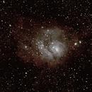 Lagoon Nebula,                                Casper Miller