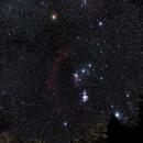 Orion rising,                                Hartmuth Kintzel