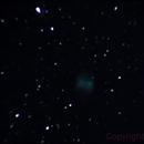 Dumbbell Nebula,                                Casey