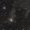 Cosmic Bat Nebula,                                stricnine